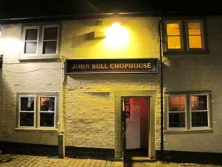 John Bull Chophouse
