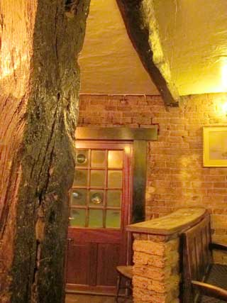 John Bull interior