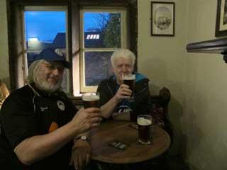 John Bull Chophouse - George and I