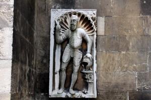 bratislava-old-town-knight
