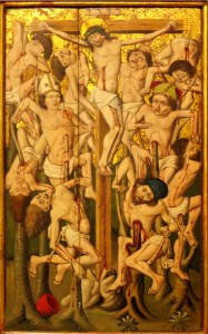 crucified-impaled