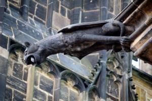 gargoyle-winged-monster