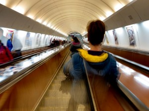 prague-subway-escalator