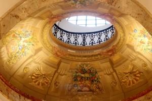karlskirche-dome-fresco