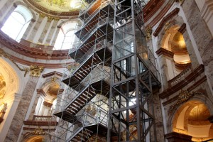karlskirche-scaffold